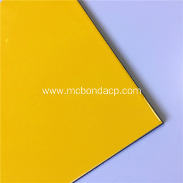 Colorful Design Interior Metal Composite Panel
